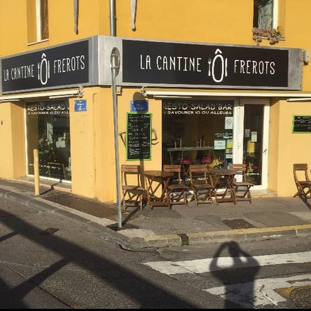 La cantine fr rots tripadvisor - Restaurant la cantine marseille ...