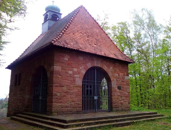 ‪‪Landstuhl‬, ألمانيا: Marienkapelle in Landstuhl‬
