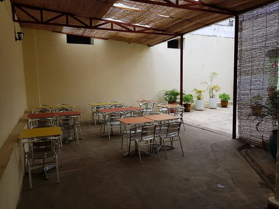 Terrasse Couverte Picture Of Chicky Antananarivo Tripadvisor