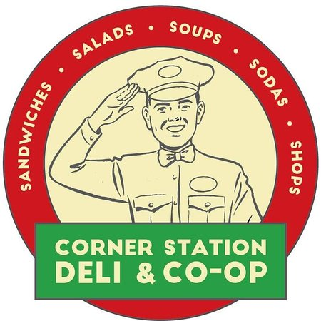 Fairview, UT: Corner Station logo represents generations of men and women serving at the Station