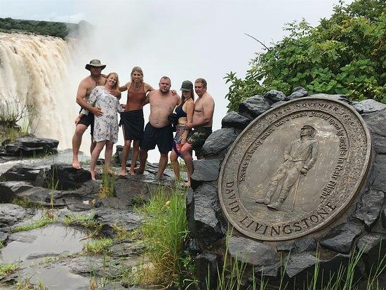 Livingstone Island Tour: Dr Livingstone I Presume