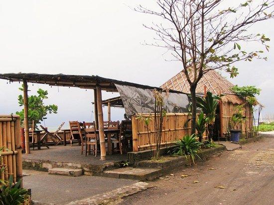 Warung Pantai Batu Belig Photo