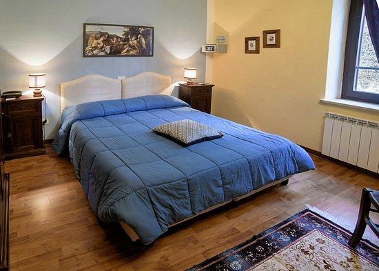 Hotel Relais Valle Orientina: camera