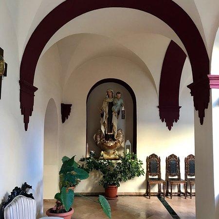 Hotel Nuestra Señora del Carmen: Nuestra señora del Carmen