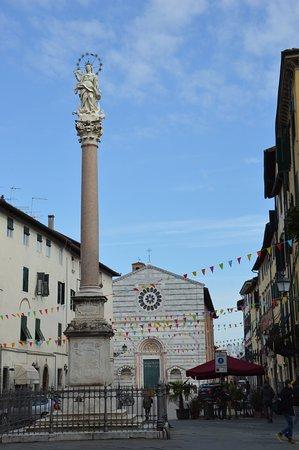Image result for piazza san francesco madonna dello stellario lucca
