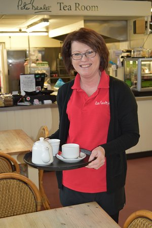 Attleborough, UK: Our friendly waitress service are on hand to make you feel welcome