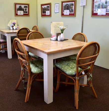 Attleborough, UK: The Tea Room is fully licensed and offers a range of local ales, wines and beverages