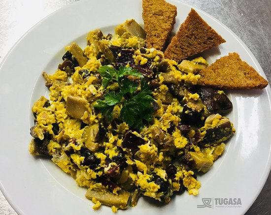 Algar, İspanya: Gastronomía