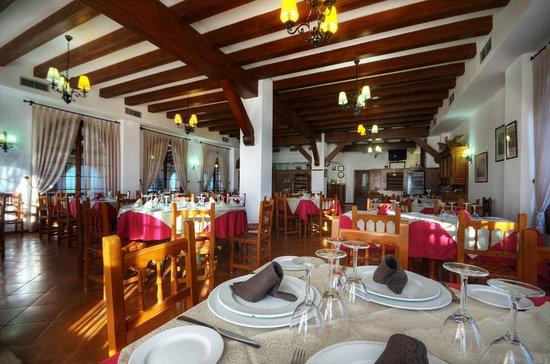 Algar, İspanya: Restaurante