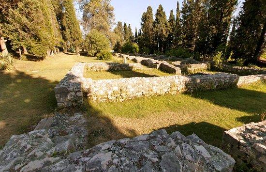 Roman Villa Mogorjelo Archaeological Site