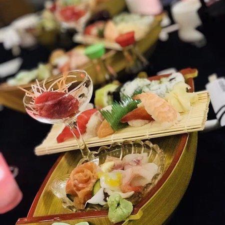 Japanese Restaurant In Nottinghamshire