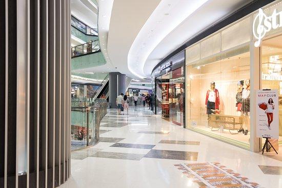 Upper Ground Floor of Lippo Mall Puri
