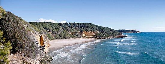 Hotel SB Express Tarragona: Una playa inolvidable