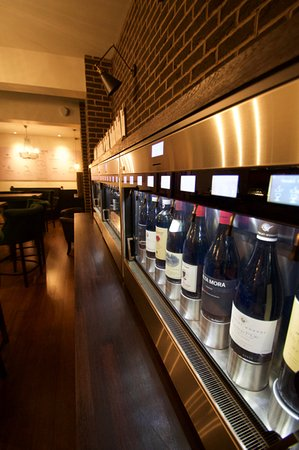 Tivoli Wines and The Wine Library