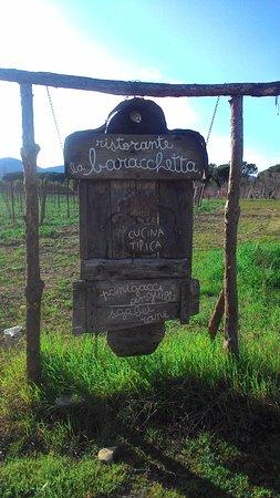 Ortonovo, Włochy: Ristorante La Batacchetta