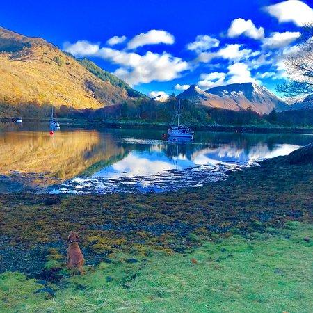North Ballachulish, UK: Loch Leven Hotel