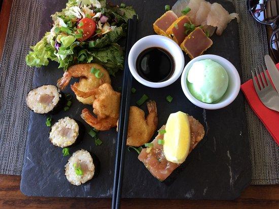 Restaurant Sarah Beach Saint Leu