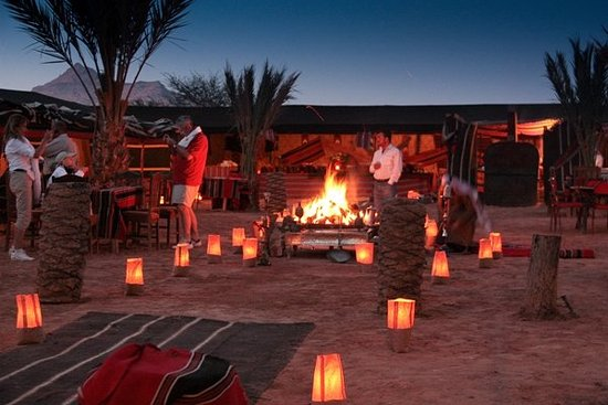 Hassilabied, Morocco: bivouac luxe