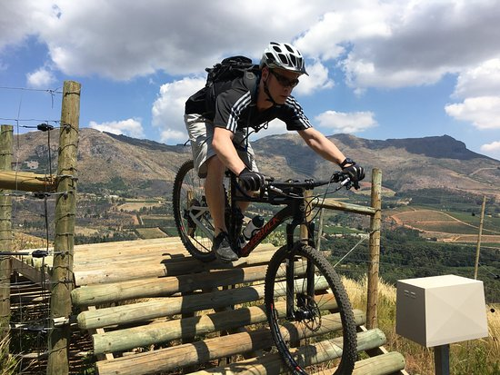 ‪Cape Escape Mountain Biking Tours‬