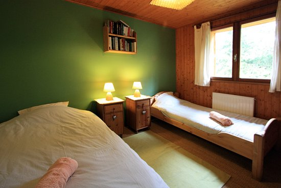 Chalet les Frenes: Twin room 5