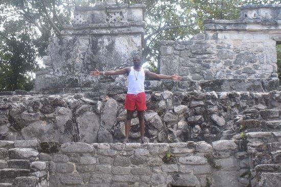 Parque Xcaret: Mayan Ruins at Xcaret