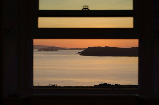 The Summer Isles Hotel and Restaurant: View from the Irvine room
