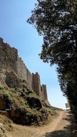 Castell de Montsoriu: Montsoriu Castle, Catalonia, Spain