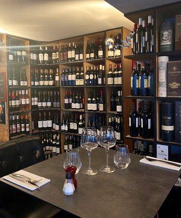 Le 58: Quelques vins...