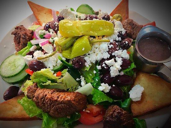 Maynard, MA: Greek Salad