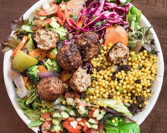 Deerfield, IL: Lamb Salad