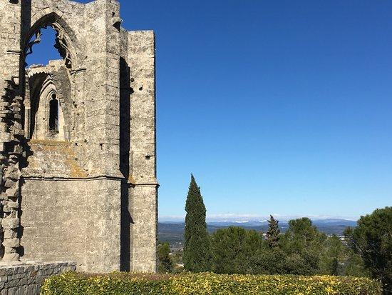Le Cros, ฝรั่งเศส: La vue magnifique