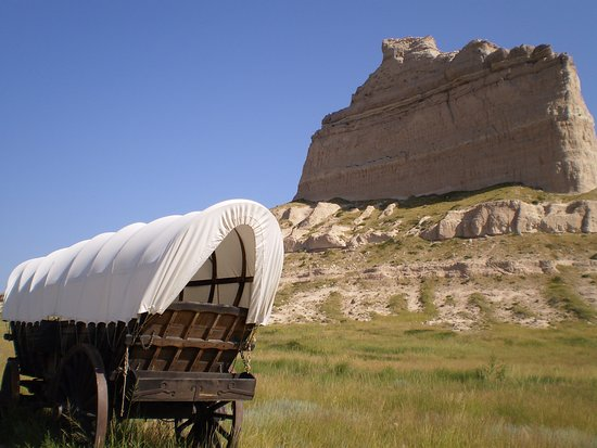 ‪‪Gering‬, ‪Nebraska‬: Bluff National Monument‬