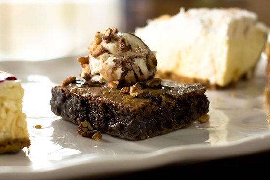 Captain Joe's Seafood: Brownie Delight