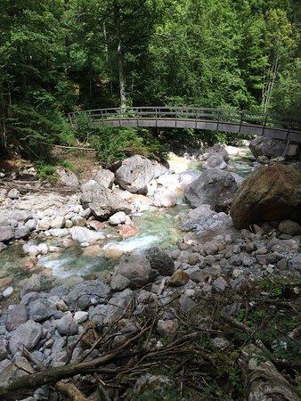 Gortschach, Österreich: Garnitzenklamm