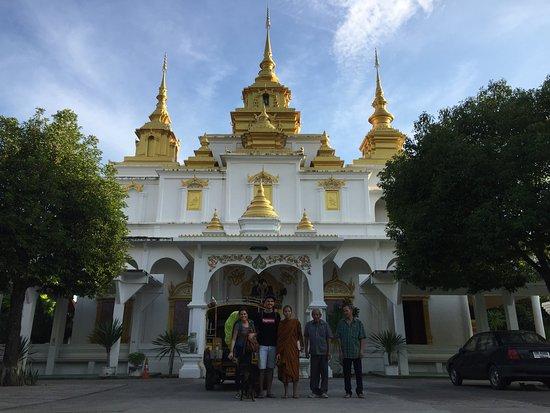 Wat Chetawan Lampang