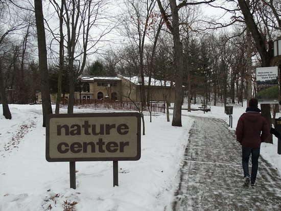 Chesterton, IN: Nature Center en Dunes Park