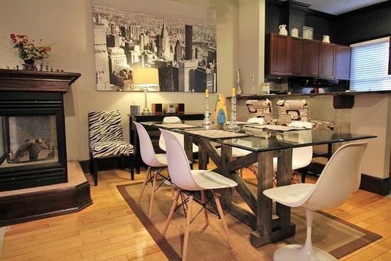 Fort Hill Inn: City Tiplex/Dining