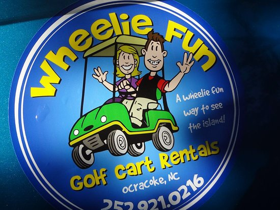 Wheelie Fun Golf Carts