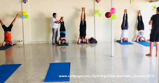 Cyril Yoga Ayurveda Centre: Cyril Yoga India