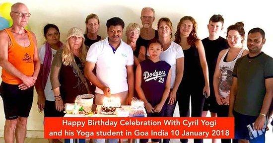 Cyril Yoga Ayurveda Centre: Cyril Yoga India