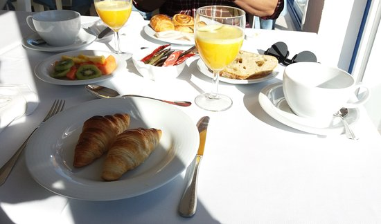Outeiro do Barro: pequeno-almoço