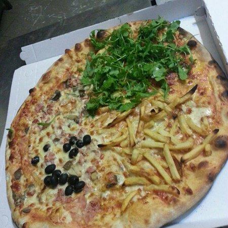 Varallo Pombia, Ιταλία: La nostra pizza...