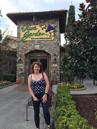 Nice entrance picture of olive garden orlando tripadvisor - Olive garden locations in florida ...
