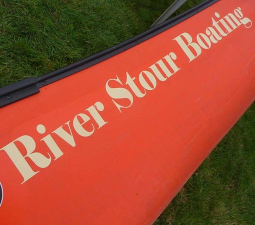 Bures, UK: River Stour Boating is a Community Interest Company