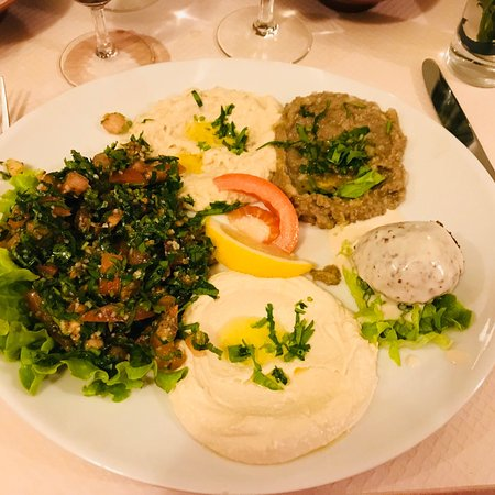La table libanaise parigi ristorante recensioni numero - La table libanaise la fourchette ...