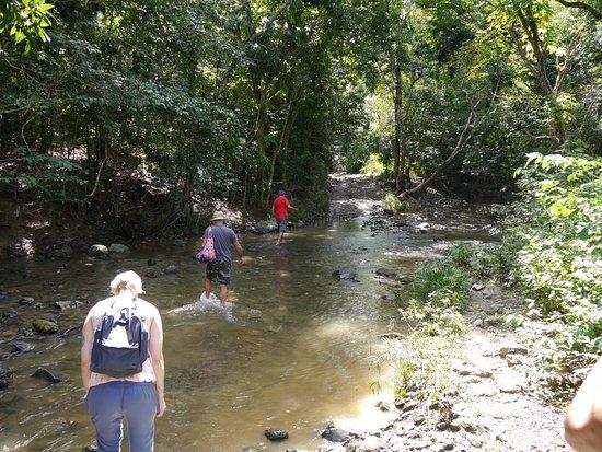 Gaspar Hernandez, Dominican Republic: Es gab auch mal nasse Füße