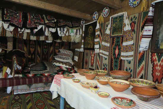 Cheese Factory Museum Khata-Staya: Внутри музея