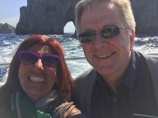 Anacapri, Italy: MY GUEST RICK STEVES