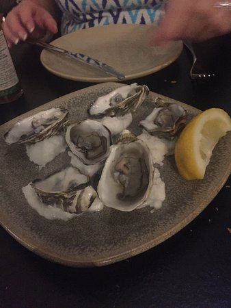 Petition: Oysters for two...
