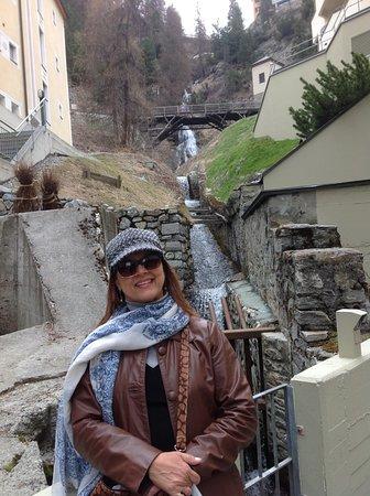 Engadin St. Moritz, Suisse : Em St. Moritz encontramos águas termais minerais que borbulham a 3.000 mil anos.